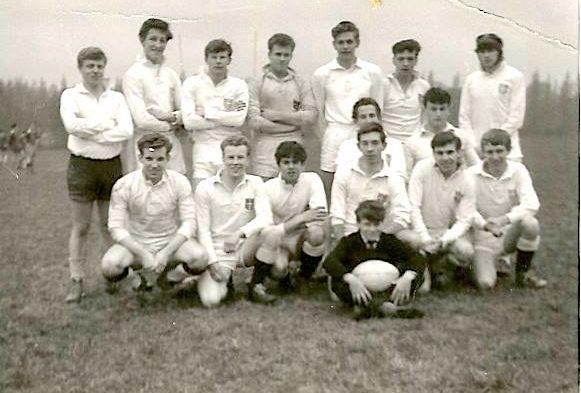 First Lymm RFC Colts Team 1963-64