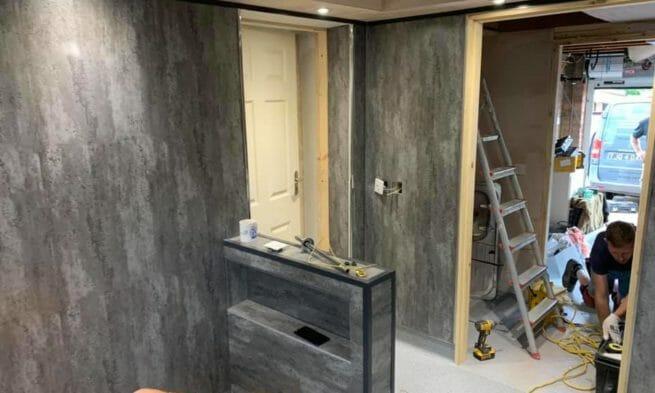 Wet Room for Adam Cox (1)