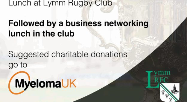 Rugby World Cup Business Lunch - 26/09/19