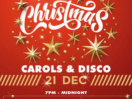 Christmas Carols and Disco